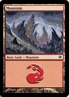 《山/Mountain》(242)[ALA] 土地