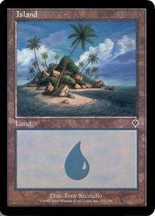 《島/Island》(335)[INV] 土地