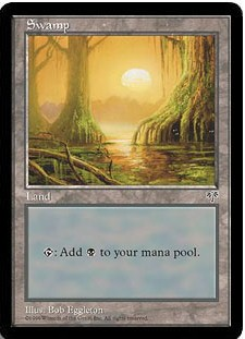 《沼/Swamp》[MIR]A 土地
