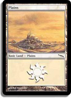 《平地/Plains》(288)[MRD] 土地
