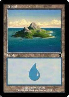 《島/Island》(337)[ODY] 土地