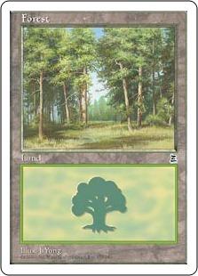 《森/Forest》(179)[PTK] 土地