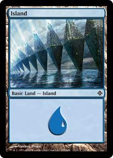 《島/Island》(233)[ROE] 土地
