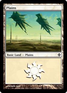 《平地/Plains》(230)[ROE] 土地