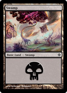 《沼/Swamp》(240)[ROE] 土地