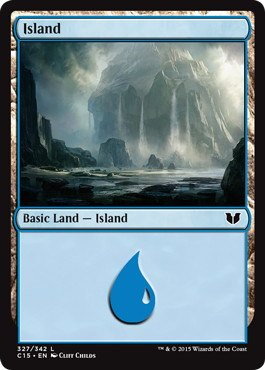《島/Island》[C15] (327)土地