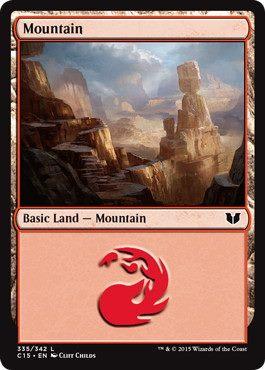 《山/Mountain》[C15] (335)土地