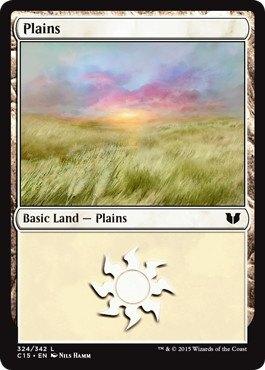 《平地/Plains》[C15] (324)土地