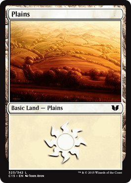 《平地/Plains》[C15] (323)土地
