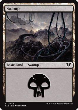 《沼/Swamp》[C15] (331)土地