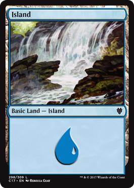《島/Island》[C17] 土地 (298)