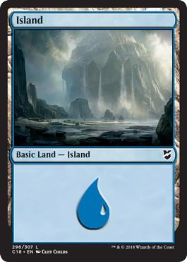 《島/Island》[C18] 土地 (296)