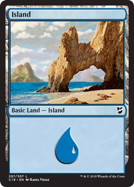 《島/Island》[C18] 土地 (297)