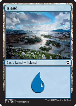 《島/Island》[C18] 土地 (298)