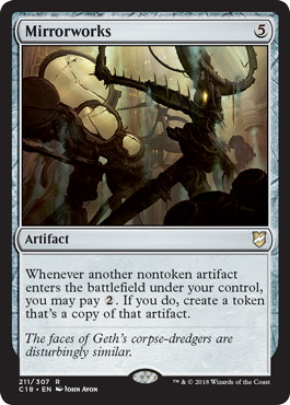 《鏡操り/Mirrorworks》[C18] 茶R