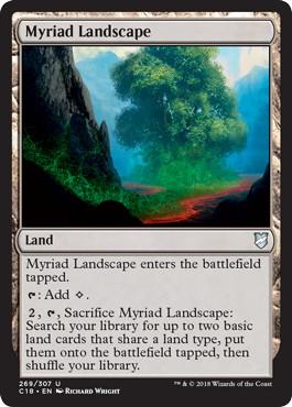 《無限地帯/Myriad Landscape》[C18] 土地U