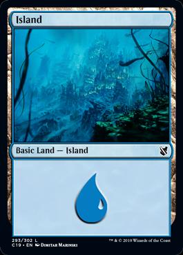 《島/Island》(293)[C19]土地