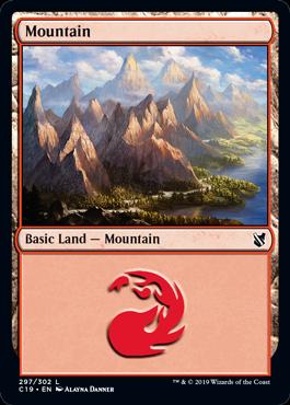 《山/Mountain》(297)[C19]土地