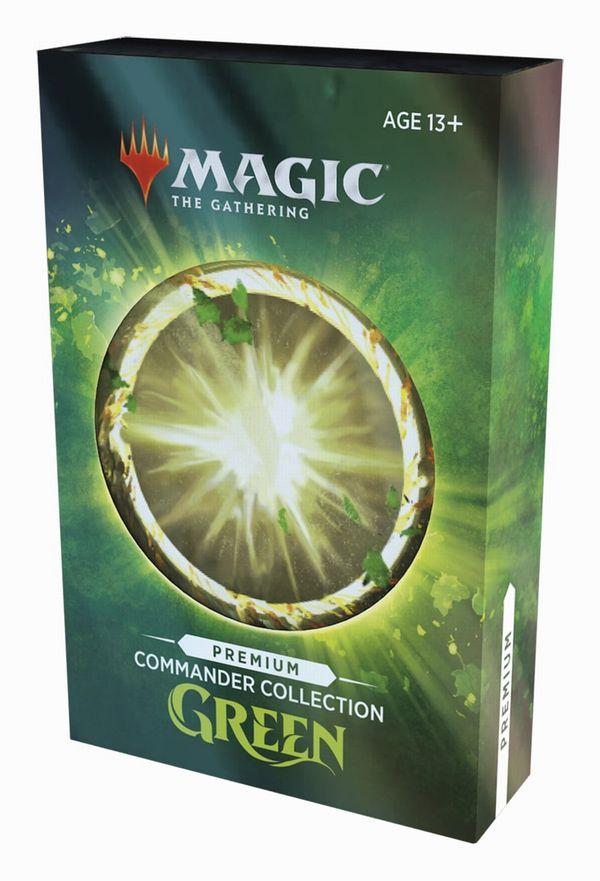 《Commander Collection: Green》プレミアム版[CC1]