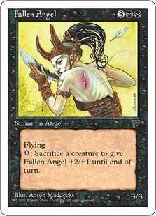 《堕天使/Fallen Angel》[CHR] 黒U