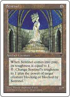 《歩哨/Sentinel》[CHR] 茶R
