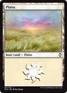 《平地/Plains》[CM2] 土地 (281)