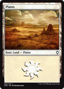 《平地/Plains》[CM2] 土地 (282)
