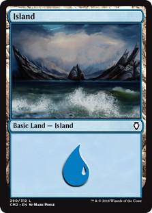《島/Island》[CM2] 土地 (290)