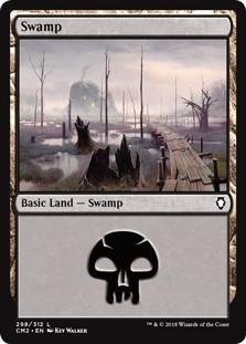 《沼/Swamp》[CM2] 土地 (298)