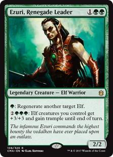 Ezuri, Renegade Leader