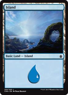 《島/Island》[CMA17] 土地 (293)