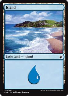 《島/Island》[CMA17] 土地 (295)