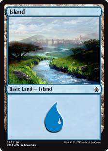 《島/Island》[CMA17] 土地 (296)