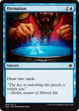 《予言/Divination》[CN2] 青C