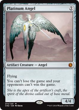 《白金の天使/Platinum Angel》[CN2] 茶R