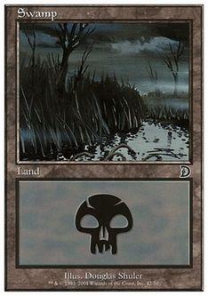 《沼/Swamp》[DKM] 土地 A