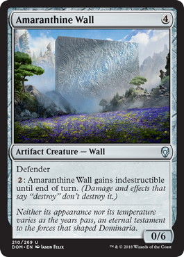 《悠久の壁/Amaranthine Wall》[DOM] 茶U