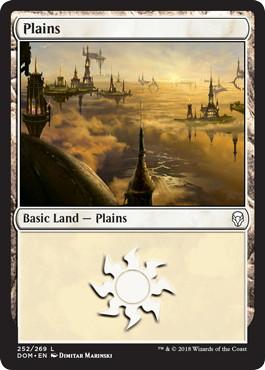 《平地/Plains》[DOM] 土地 (252)