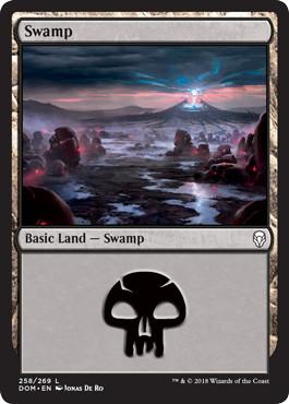 《沼/Swamp》[DOM] 土地 (258)