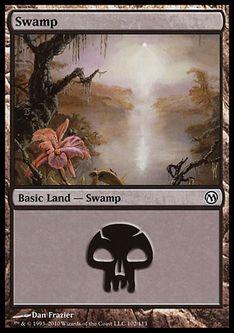 《沼/Swamp》[DoP] 土地 A