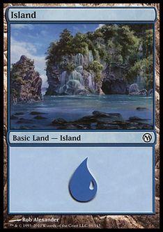 《島/Island》[DoP] 土地 A