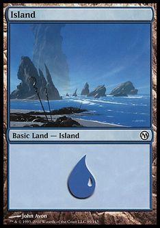《島/Island》[DoP] 土地 B