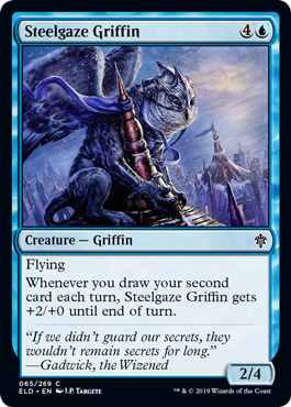 Steelgaze Griffin