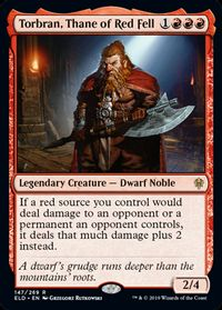 Torbran, Thane of Red Fell