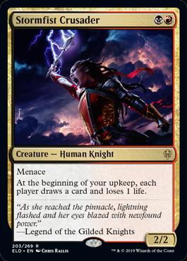 Stormfist Crusader