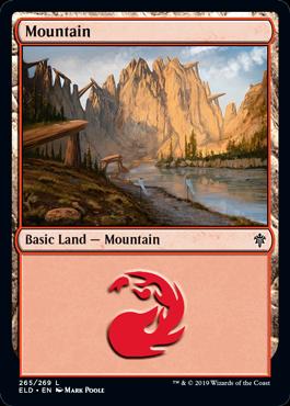 《山/Mountain》[ELD] 土地(265)