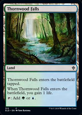《茨森の滝/Thornwood Falls》[ELD-PW] 土地C
