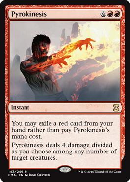 《紅蓮操作/Pyrokinesis》[EMA] 赤R