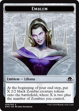 Emblem Liliana,the Last Hope