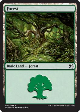 《森/Forest》[EvI] 土地(32)